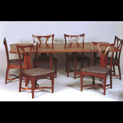 Mahogany Dining Room
