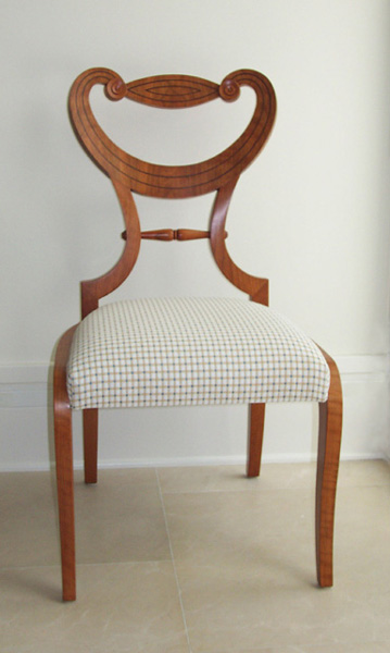 Biedermeier Chair